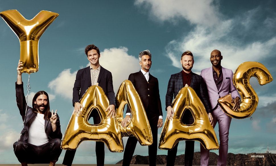 Can you believe?! 'Queer Eye' season 2 has a release date
