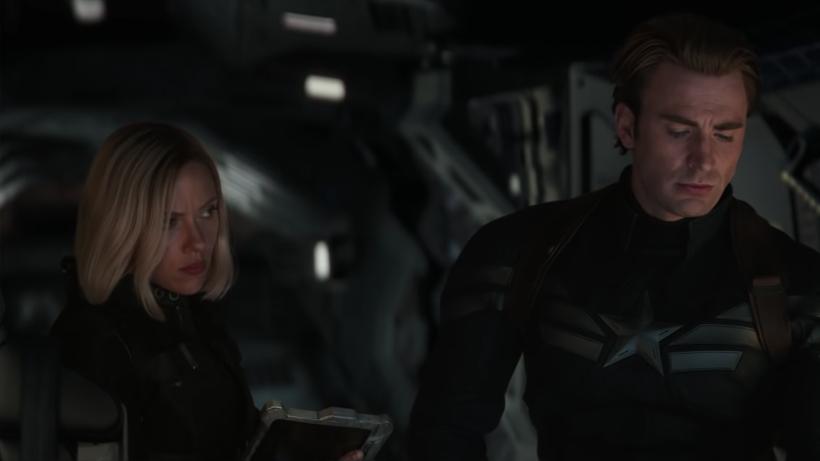 The 'Avengers: Endgame' trailer is here and omg Chris Evans