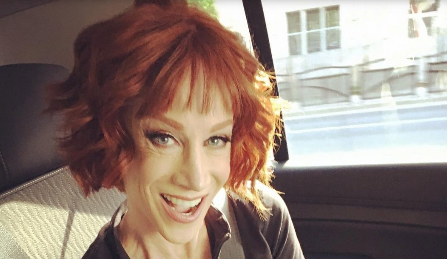 Kathy Griffin announces comedy concert film 'Kathy Griffin: Hell of a Story' to premiere at SXSW