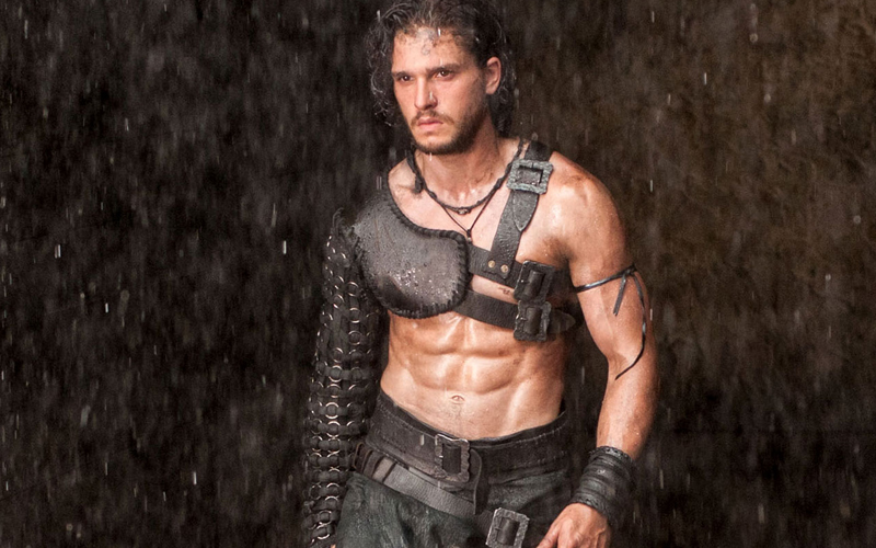 Kit Harington is hot AF and we need to discuss it ASAP