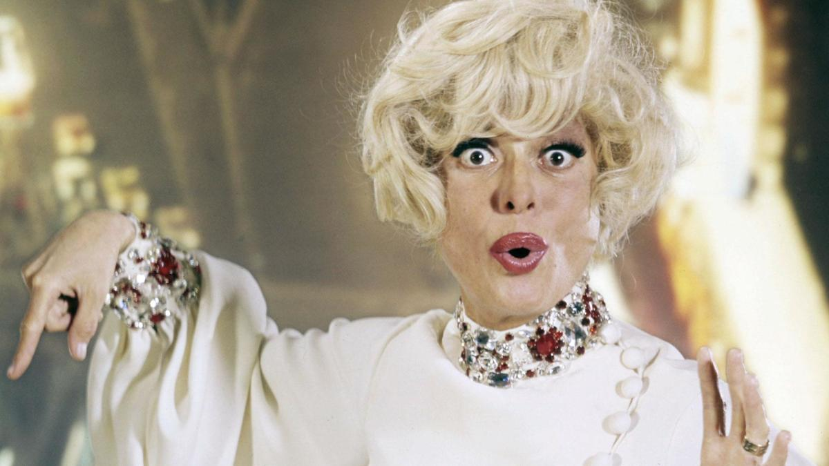 Broadway legend Carol Channing has passed away