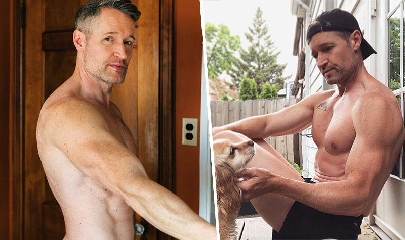 Bill Tamlyn is the gay Instagram daddy you need to follow