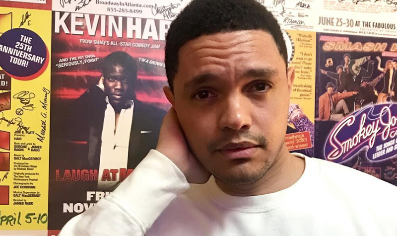 Gay dreams come true, Trevor Noah goes shirtless on Miami vacation (photos)